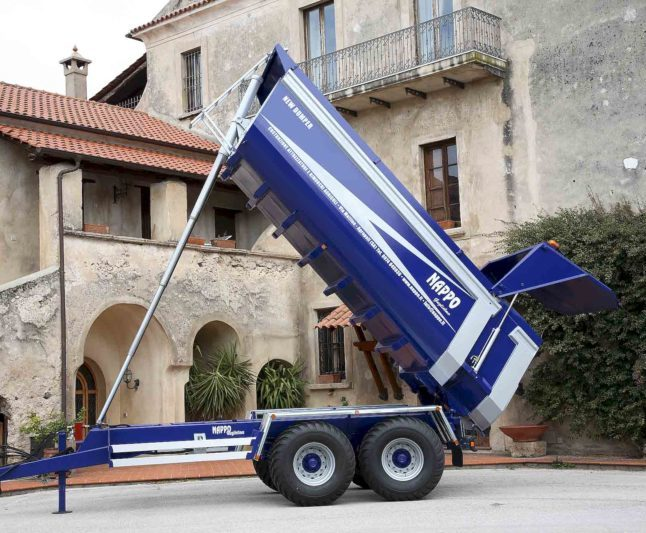 "RIMORCHIO ""NEW DUMPER"""
